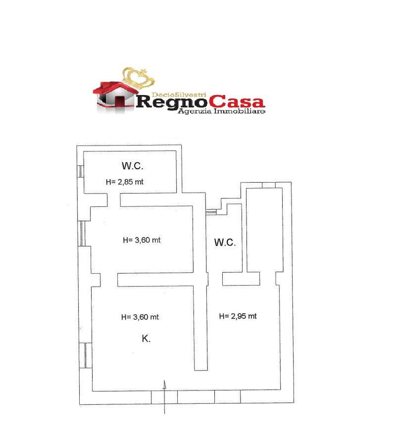 Appartamento a quarto na case a quarto na for Case in vendita quarto napoli