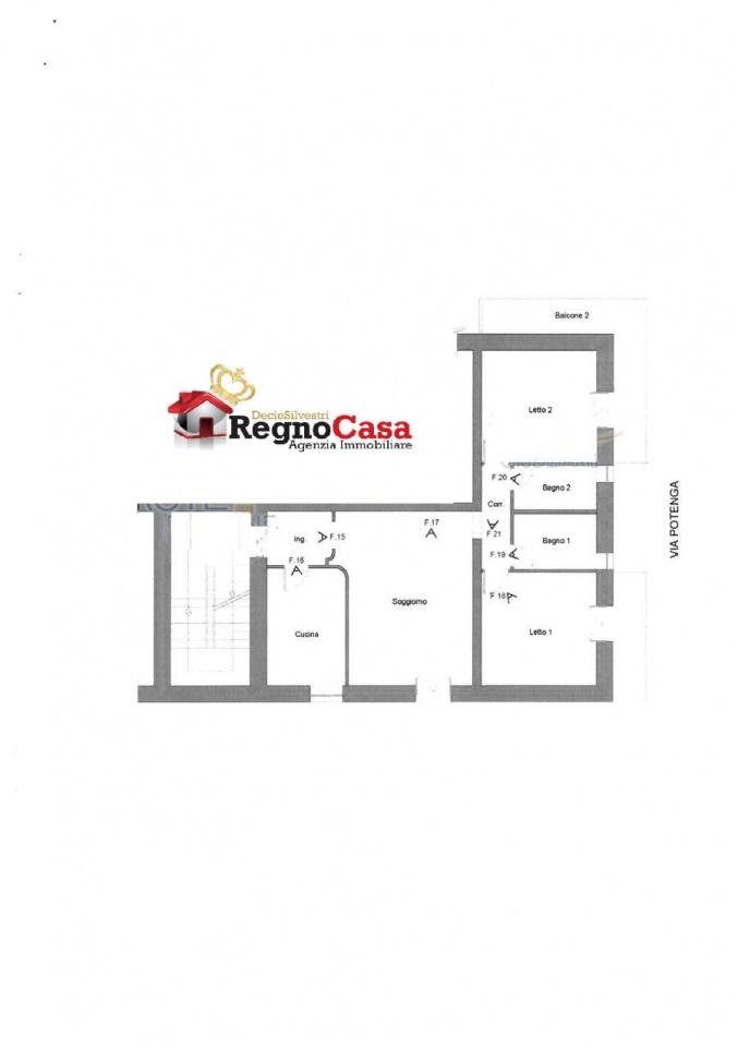 Appartamento da ristrutturare in vendita Rif. 8486976