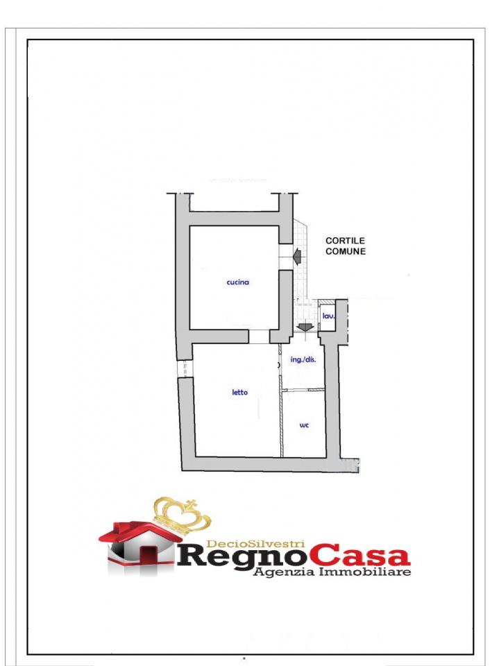 Appartamento da ristrutturare in vendita Rif. 9846491