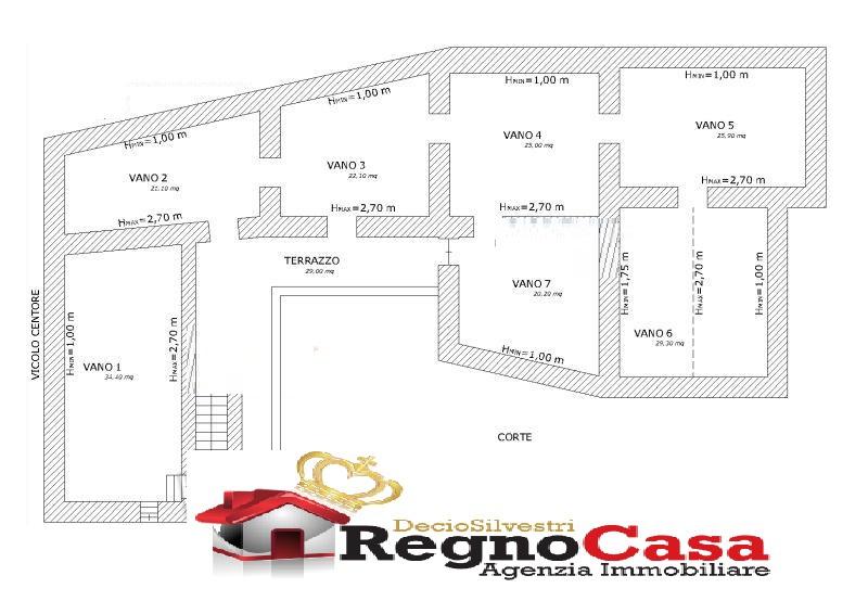 Magazzino - capannone in discrete condizioni in vendita Rif. 6717314