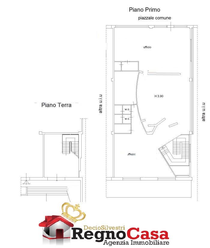 Terreno Commerciale in vendita Rif. 9443954