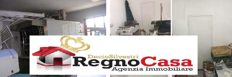 Attività commerciale in discrete condizioni in vendita Rif. 8500124