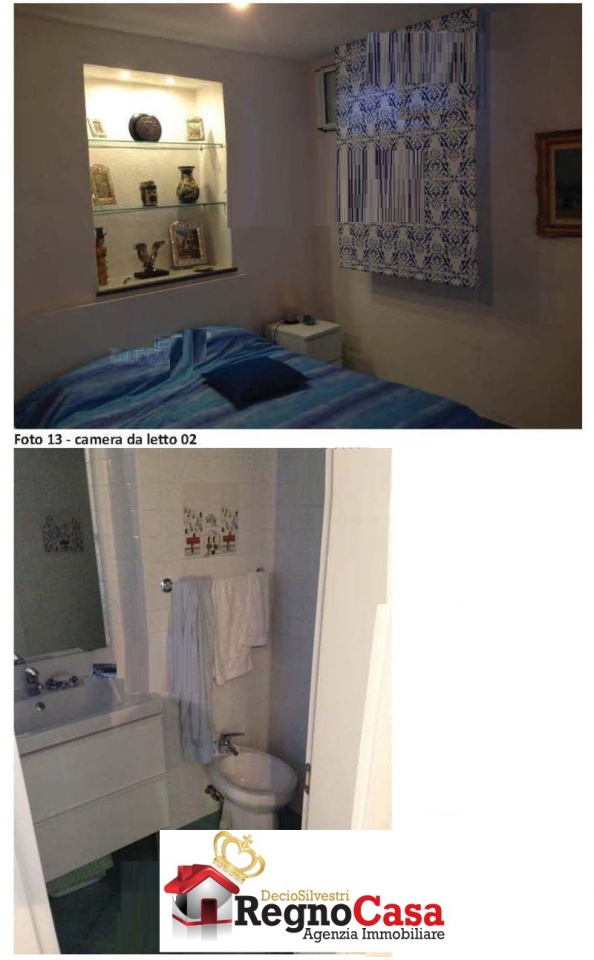 Appartamento in buone condizioni in vendita Rif. 8601769