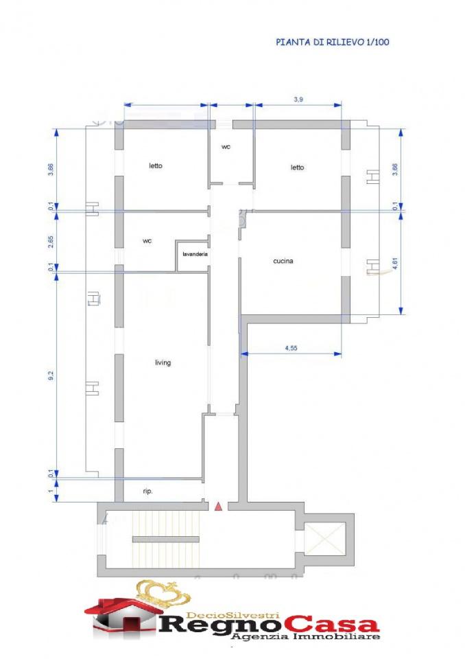 Appartamento in vendita Rif. 8954096