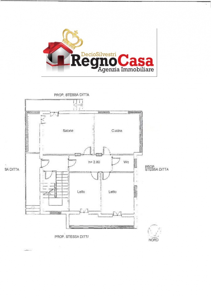 Appartamento in vendita Rif. 10569553