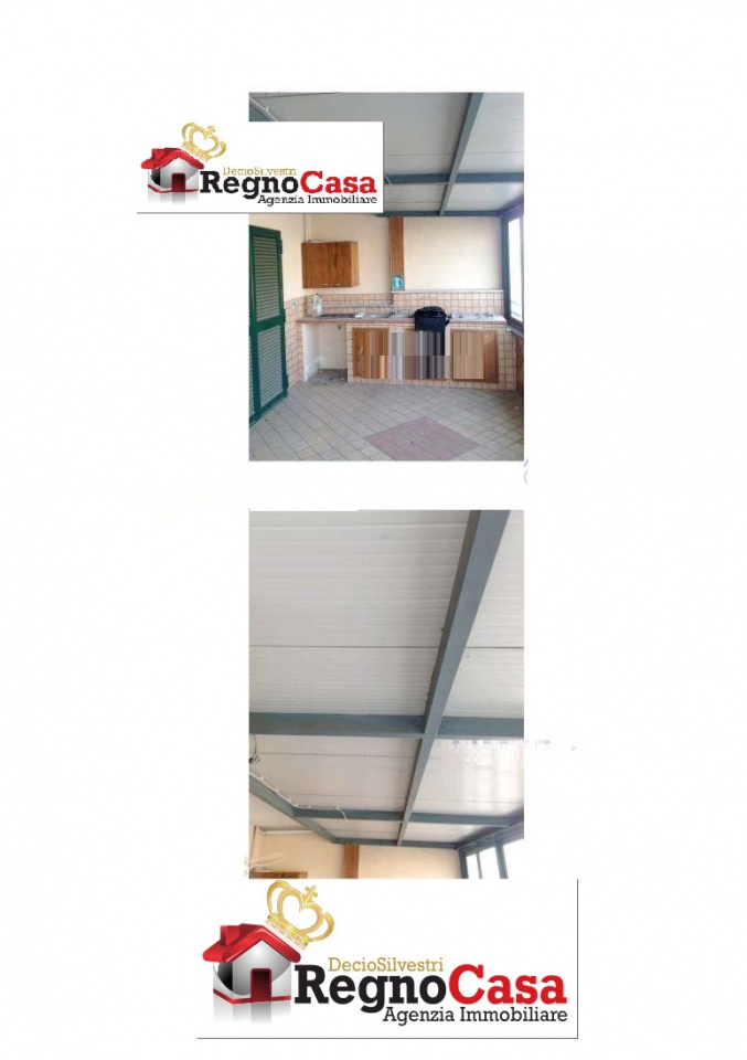 Appartamento in discrete condizioni in vendita Rif. 9702531