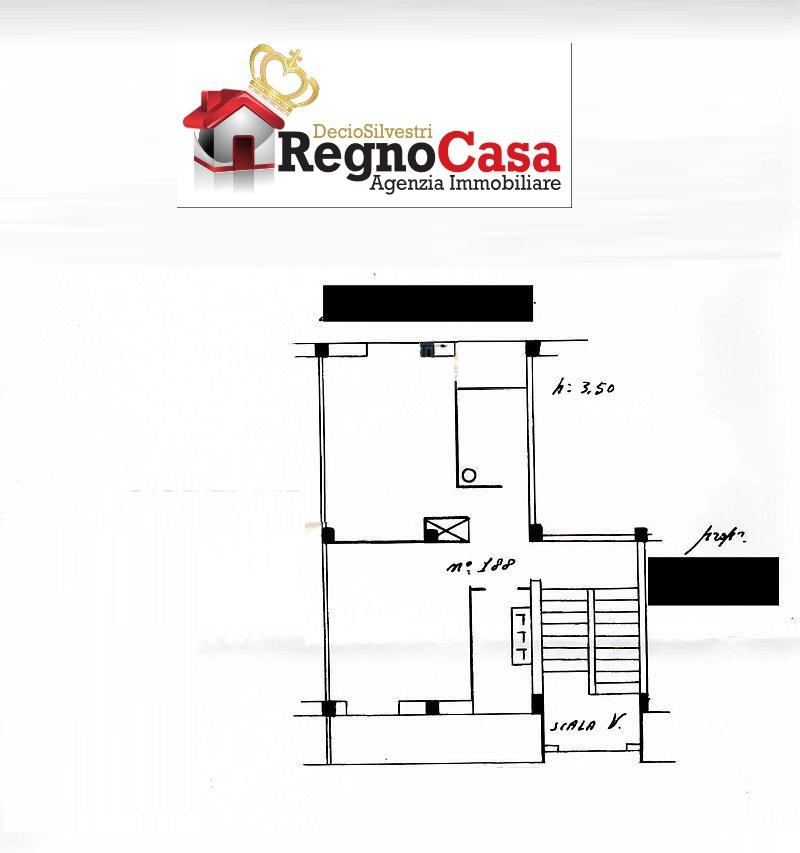 Appartamento da ristrutturare in vendita Rif. 12193304