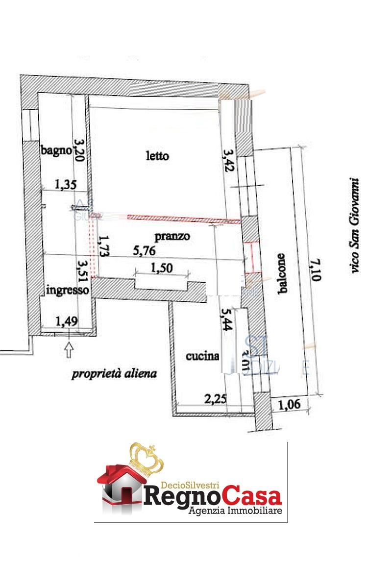 Appartamento in vendita Rif. 10872084