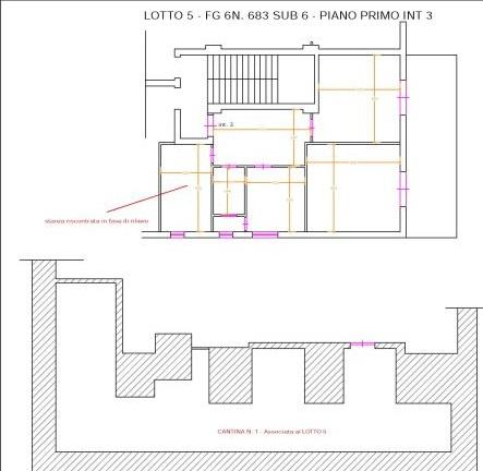Appartamento, VIA  PALLADIO, 0, Vendita - Terzigno