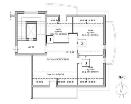 Appartamento CASAGIOVE VIA REGALONE L.11