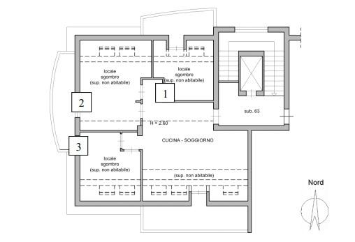 Appartamento CASAGIOVE VIA REGALONE L.10
