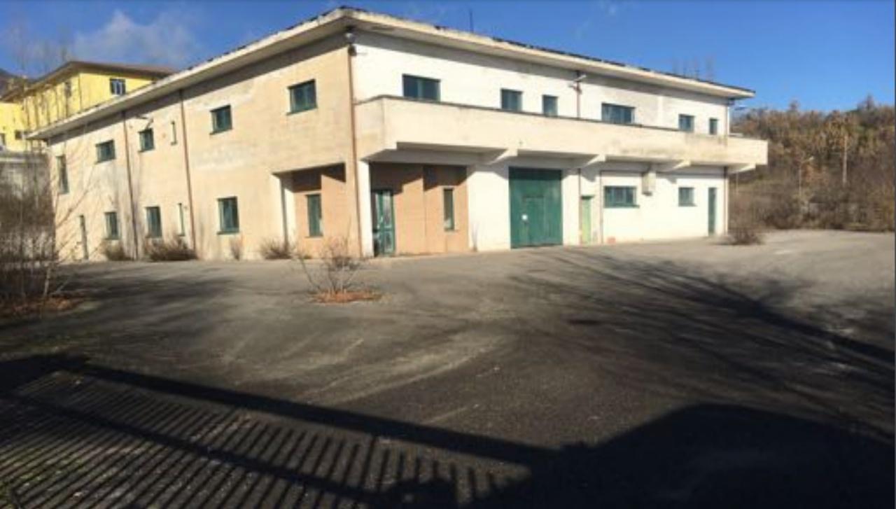 Capannone monolocale in vendita a Sassinoro (BN)