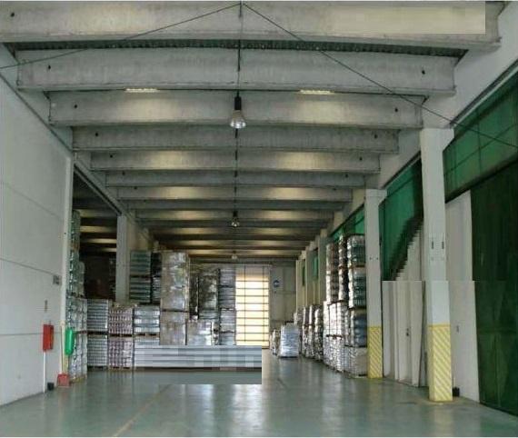 Area industriale monolocale in vendita a Pontinia (LT)