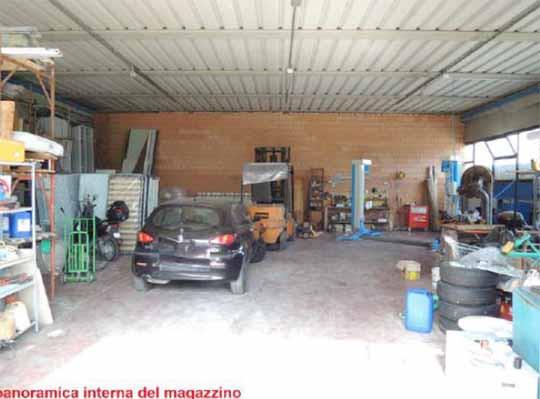 Magazzino - capannone in vendita Rif. 9702575