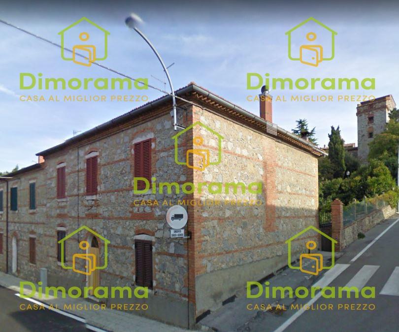 Appartamento trilocale in vendita a Torrita di Siena (SI)