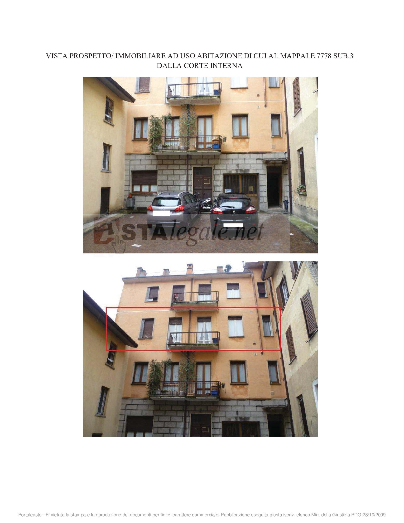Appartamento in vendita Rif. 9355462
