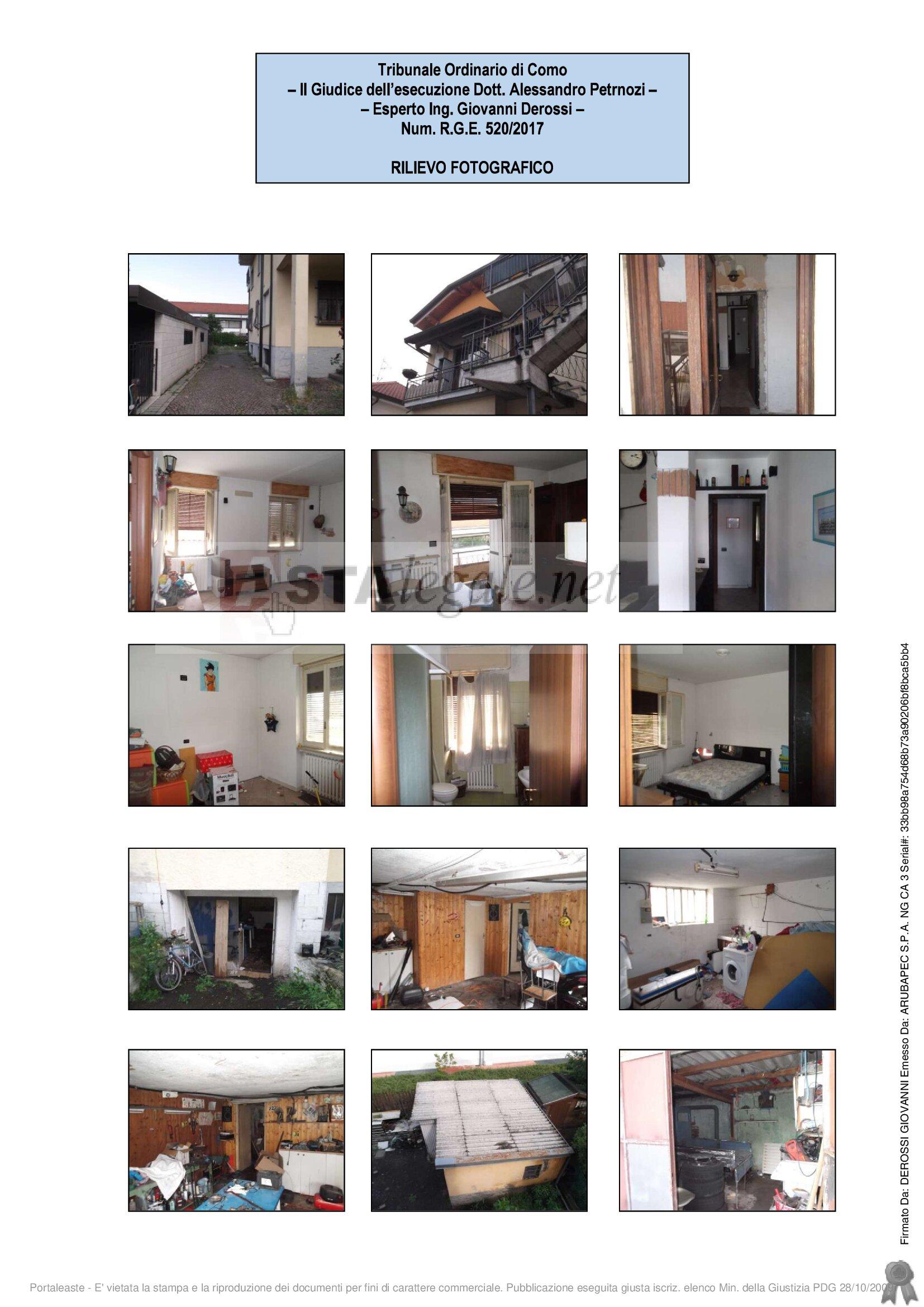 Appartamento in vendita Rif. 9231070