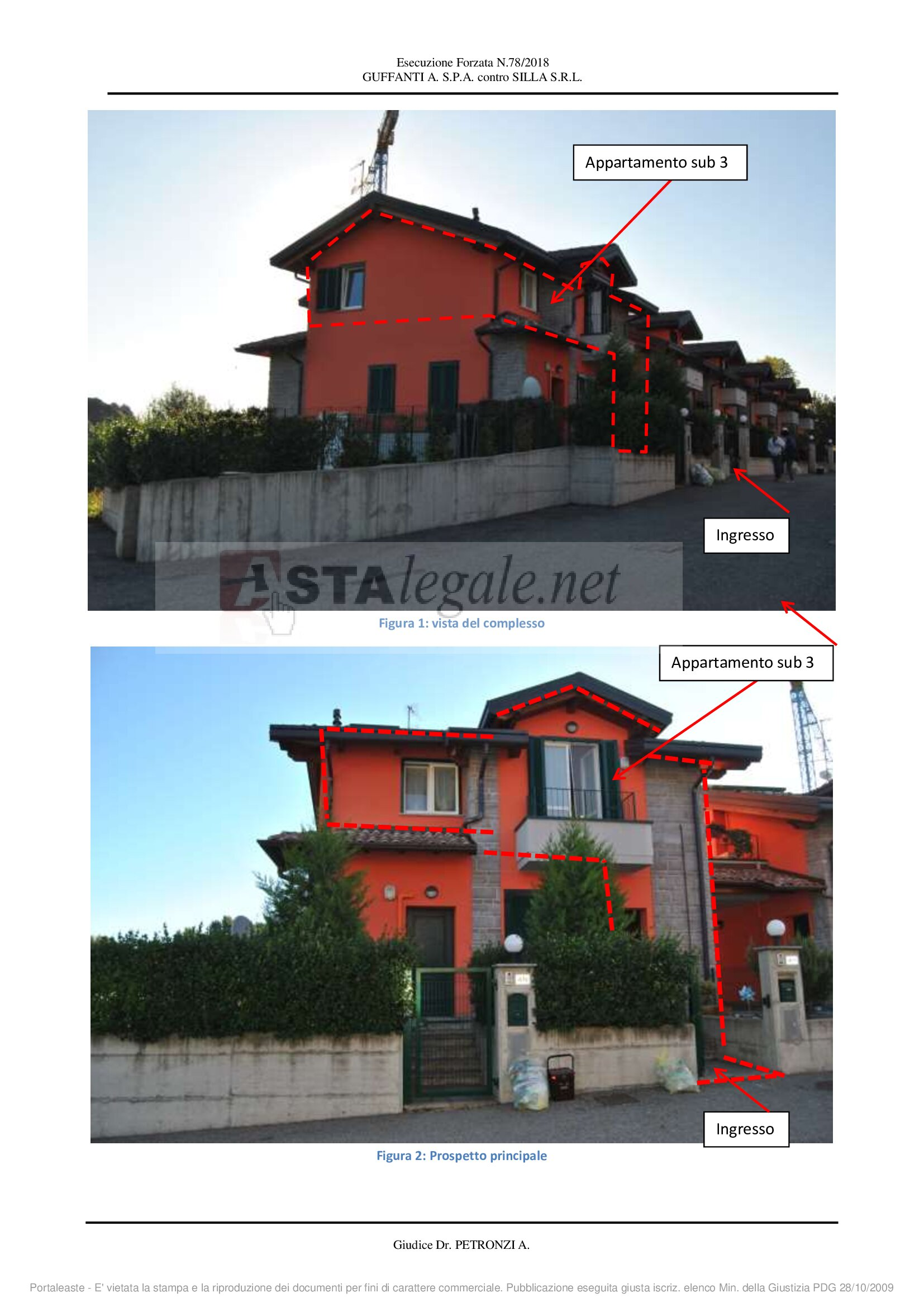 Appartamento 5 locali in vendita a Montano Lucino (CO)