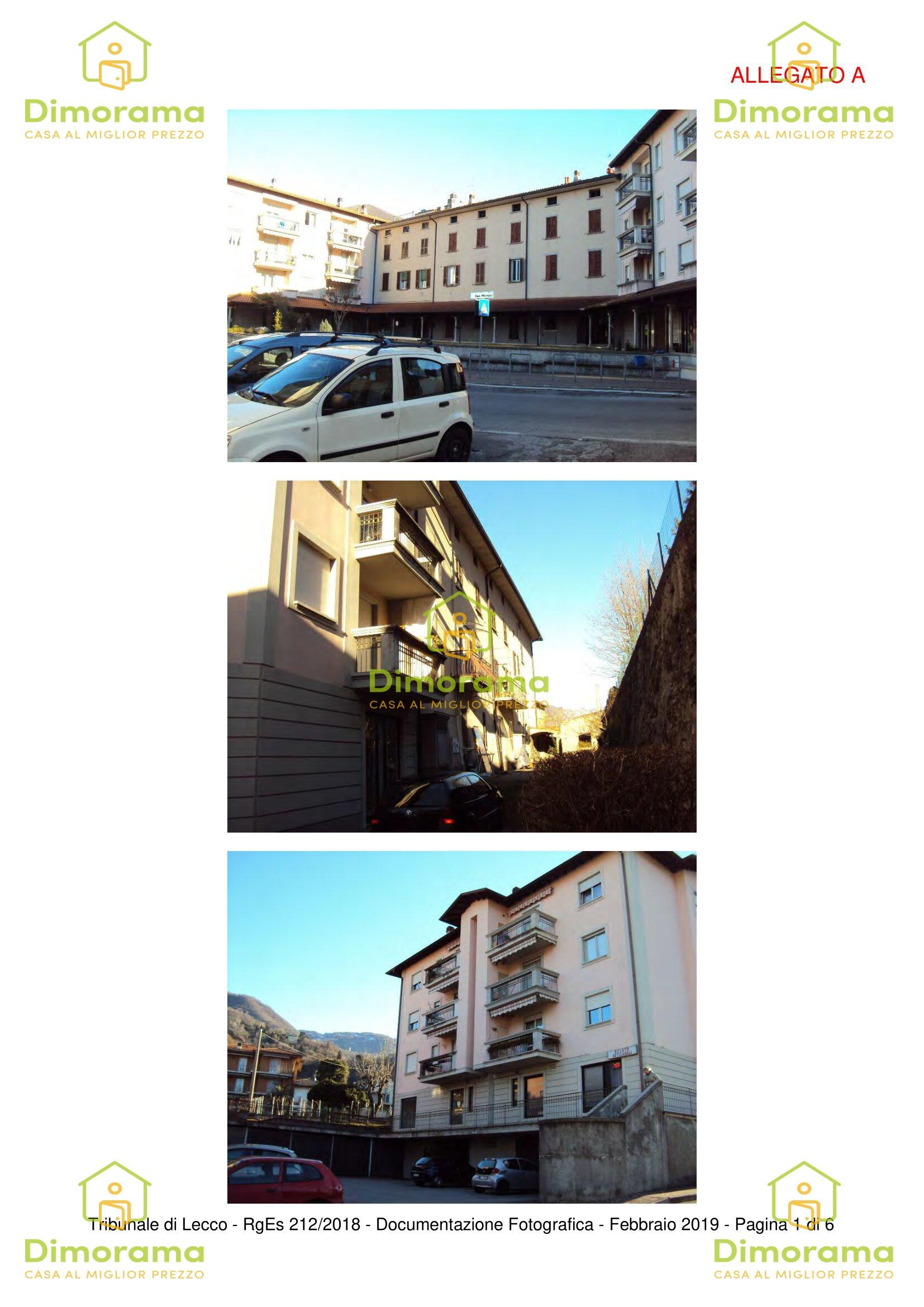 Appartamento quadrilocale in vendita a Calolziocorte (LC)