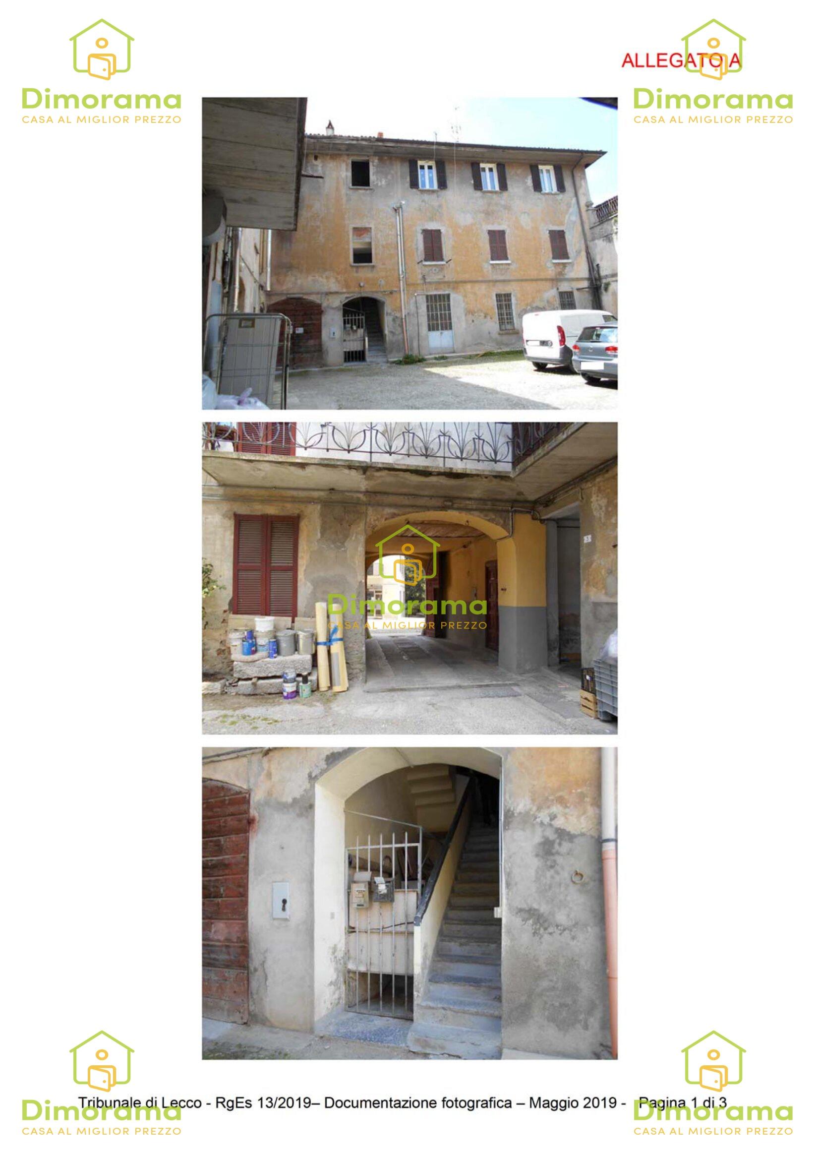 Appartamento trilocale in vendita a Valgreghentino (LC)