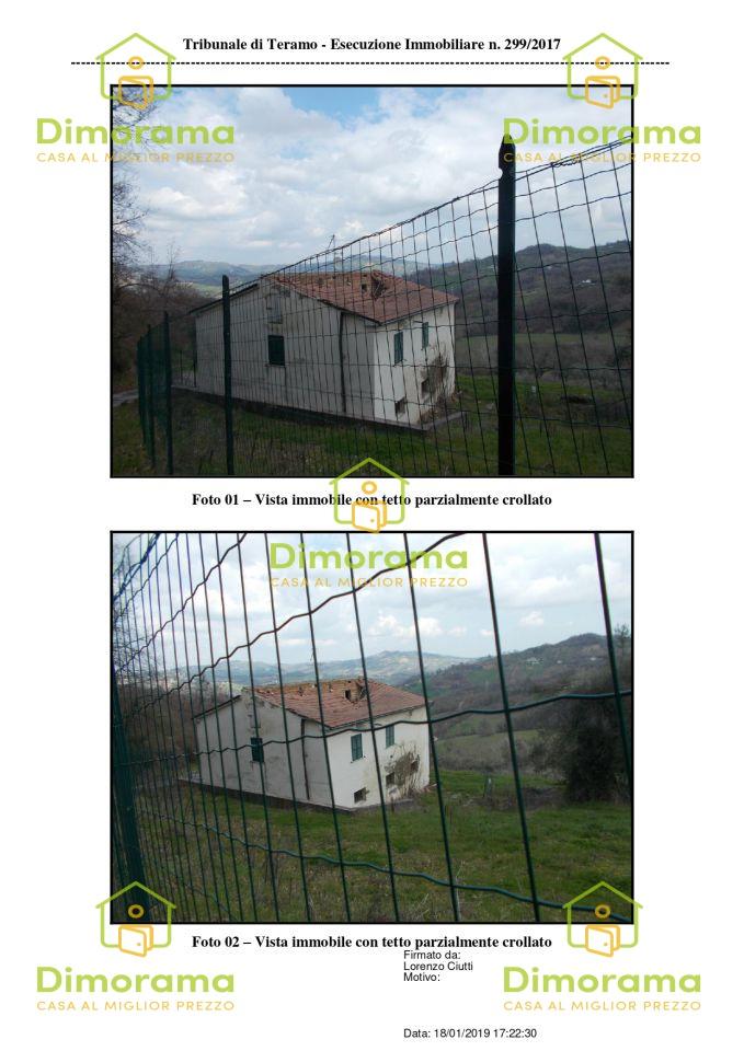 Rustico/Casale/Corte CERMIGNANO TE1246572