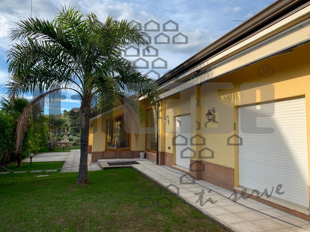 Villa singola REGGIO CALABRIA VR15890