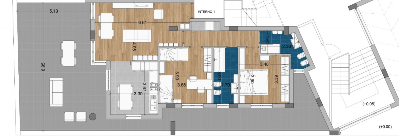 Appartamento ristrutturato in vendita Rif. 11178100