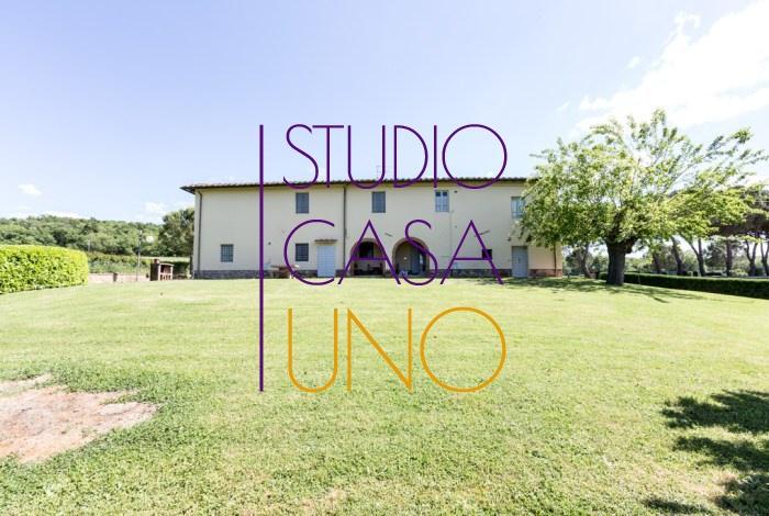 Rustico / Casale in vendita a Bucine, 19 locali, prezzo € 1.200.000 | CambioCasa.it