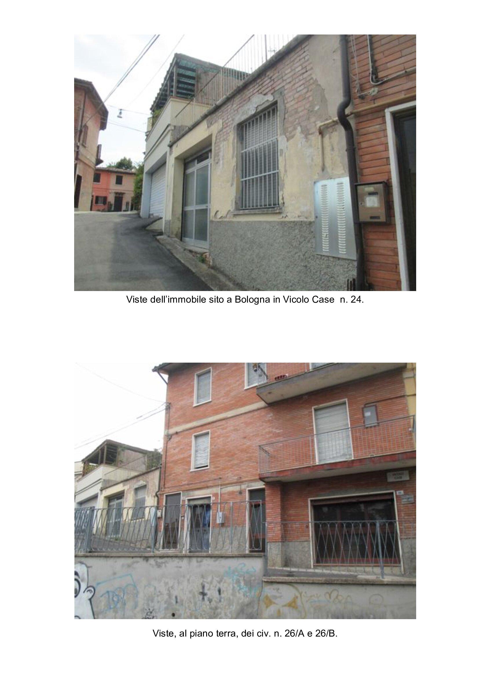 Box auto trilocale in vendita a Bologna (BO)