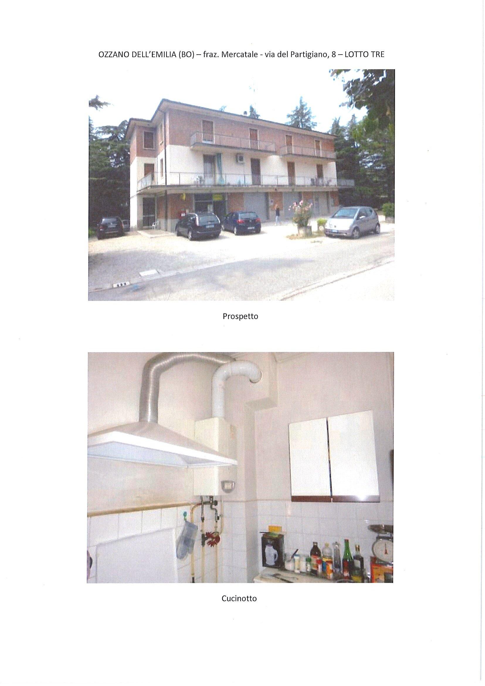 Appartamento, via del partigiano localit agrave mercatale, Vendita - Ozzano Dell'emilia