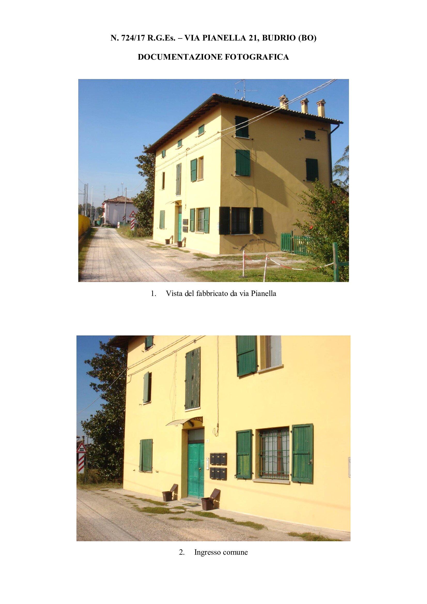 Monolocale monolocale in vendita a Budrio (BO)
