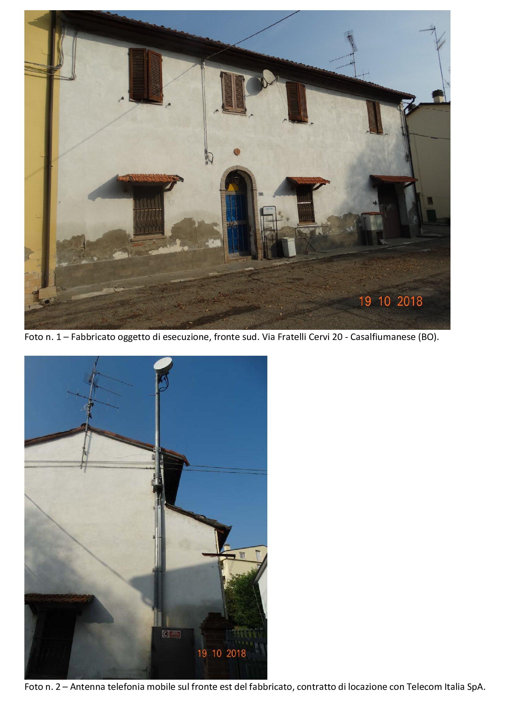 Appartamento, via f lli cervi, Vendita - Casalfiumanese