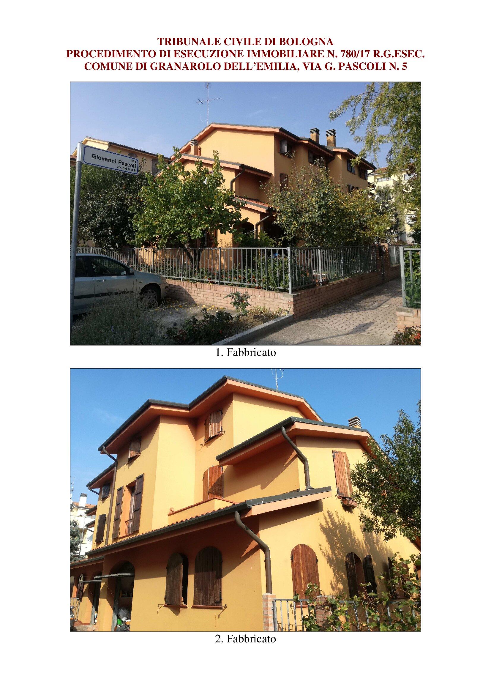 Appartamento, via giovanni pascoli, Vendita - Granarolo Dell'emilia