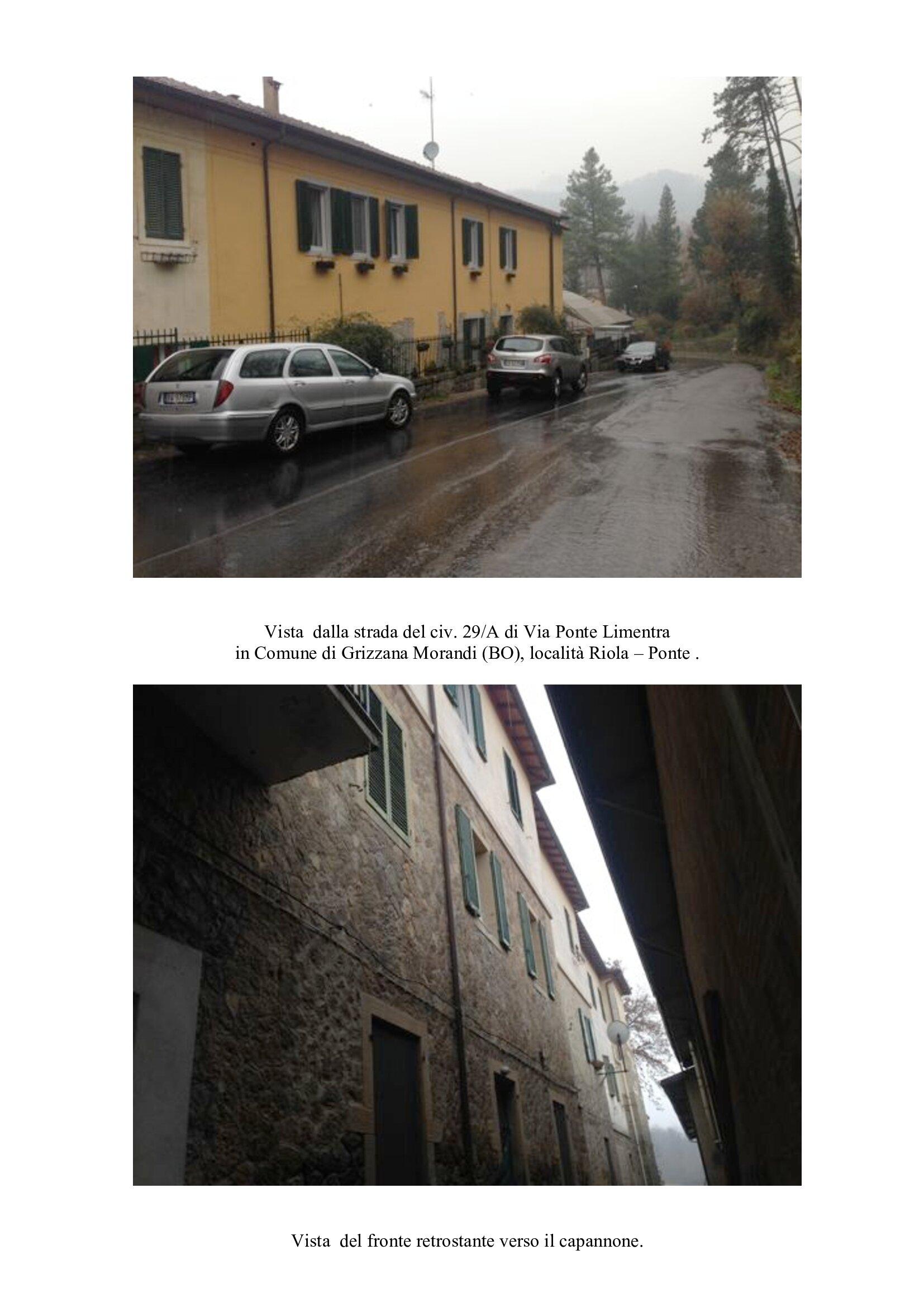 Appartamento, via ponte limentra a localit agrave riola ponte, Vendita - Grizzana Morandi