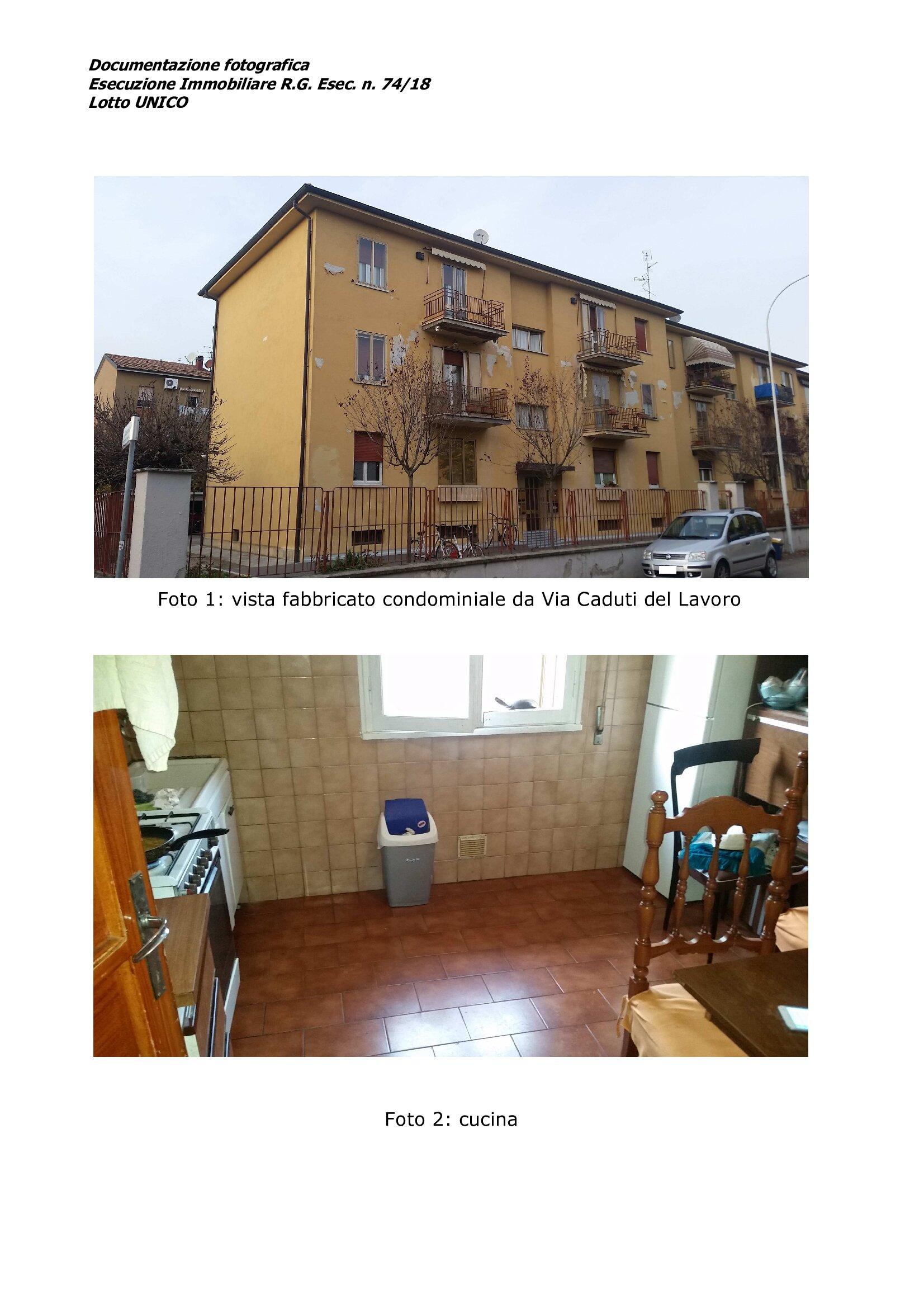Appartamento, via caduti del lavoro, Vendita - San Giovanni In Persiceto