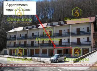 Appartamento bilocale in vendita a Frassinoro (MO)