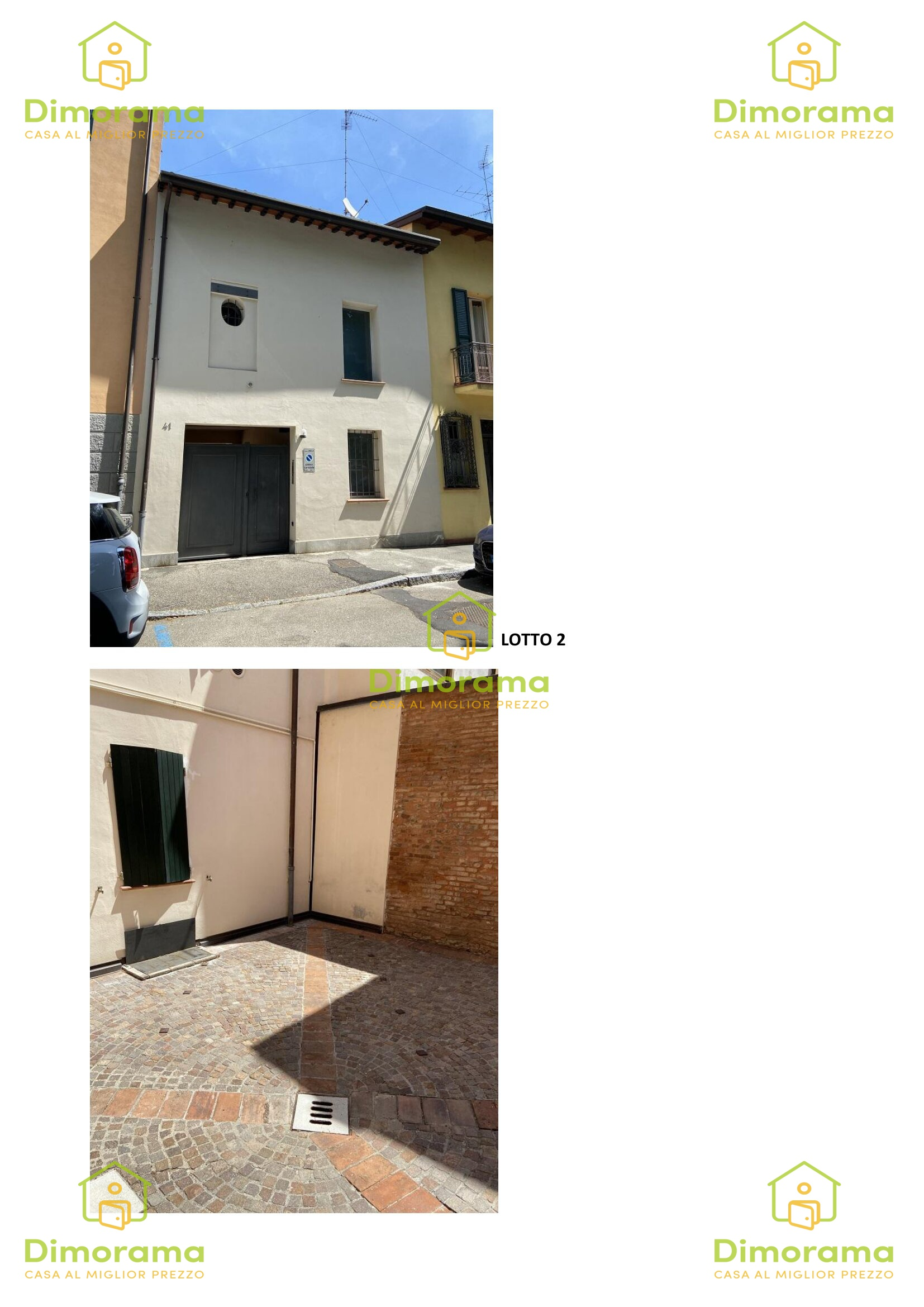 Box/Posto auto in Vendita IMOLA