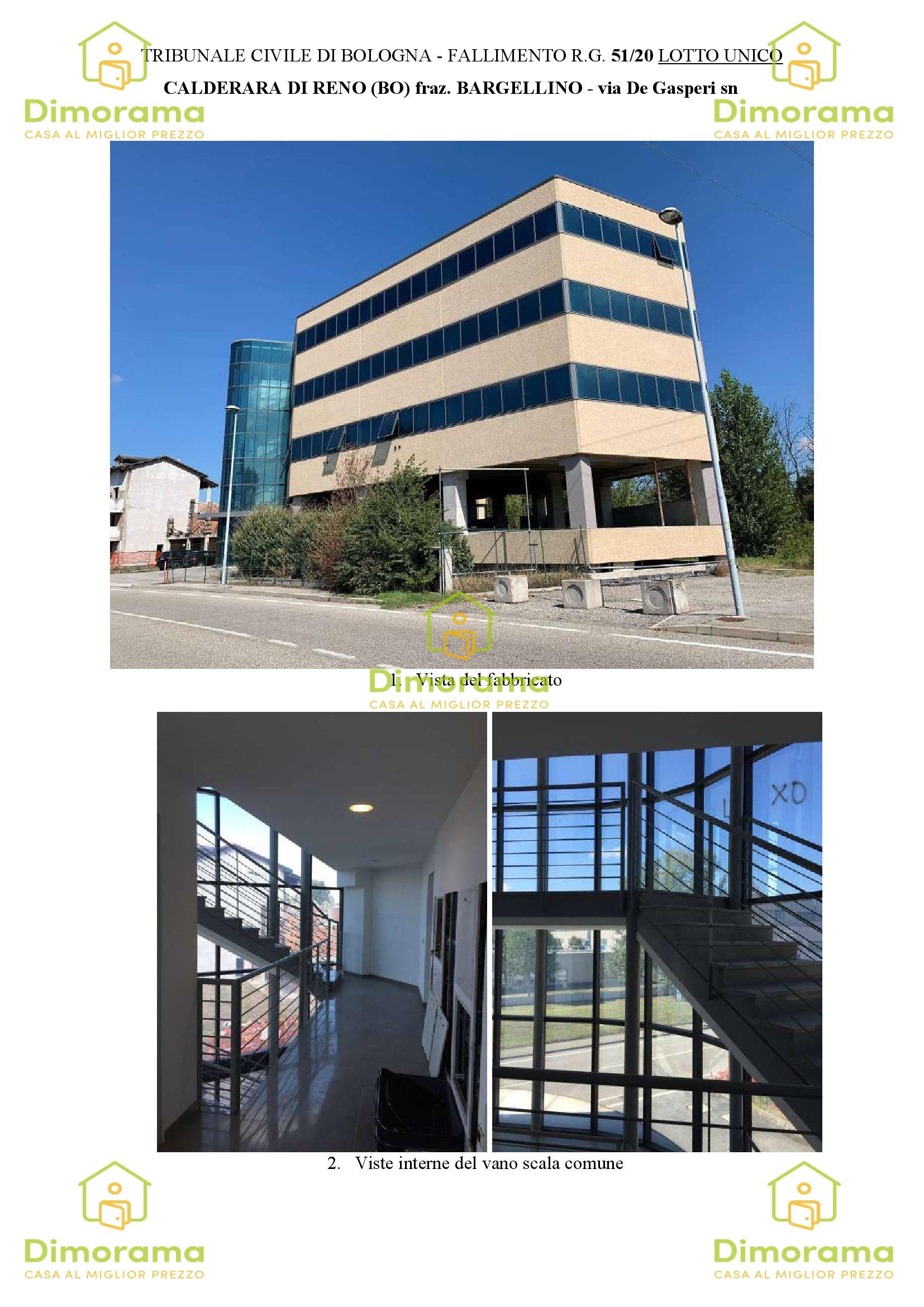 Locale Commerciale in Vendita CALDERARA DI RENO