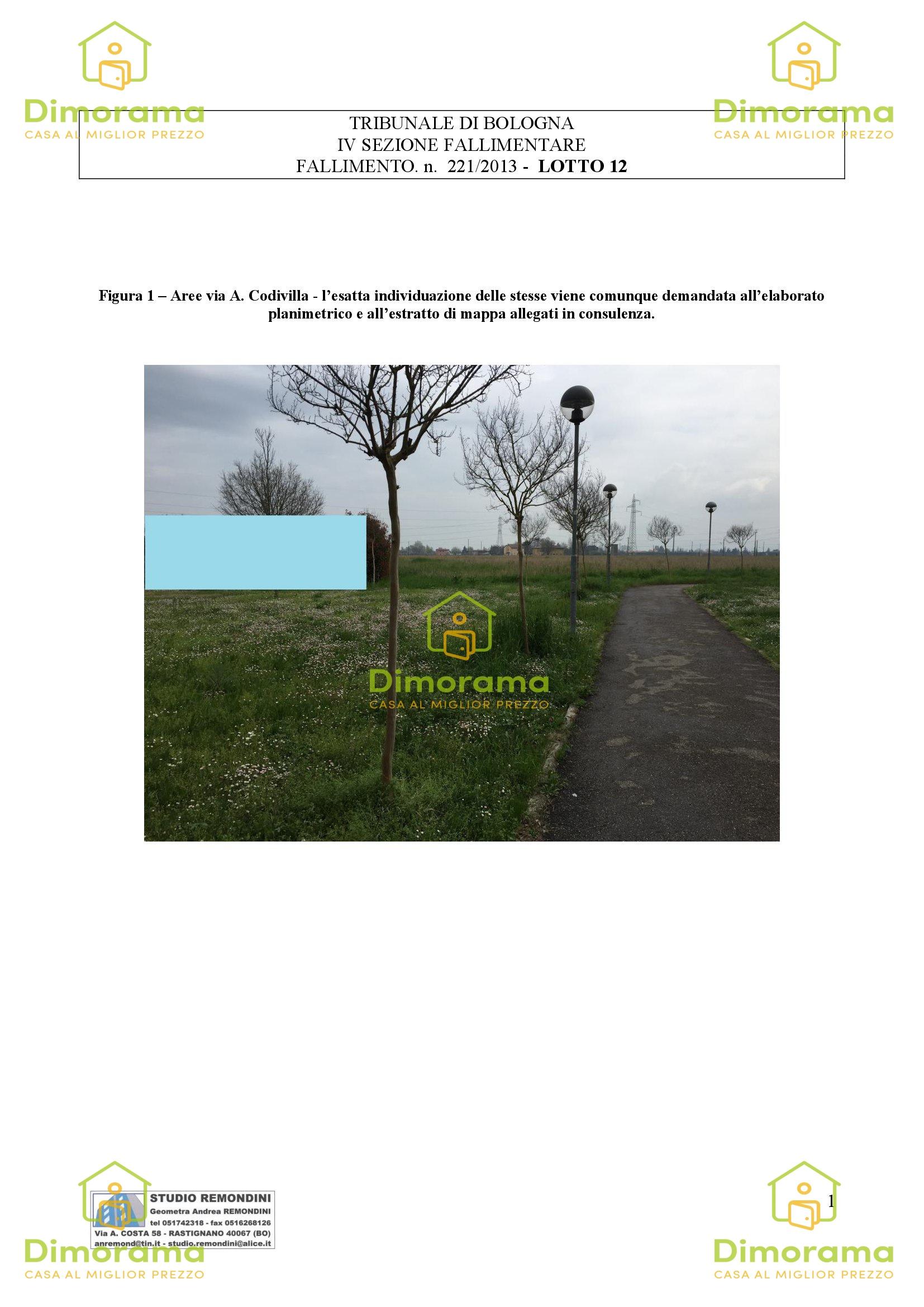 Terreno Agricolo in Vendita CASTENASO