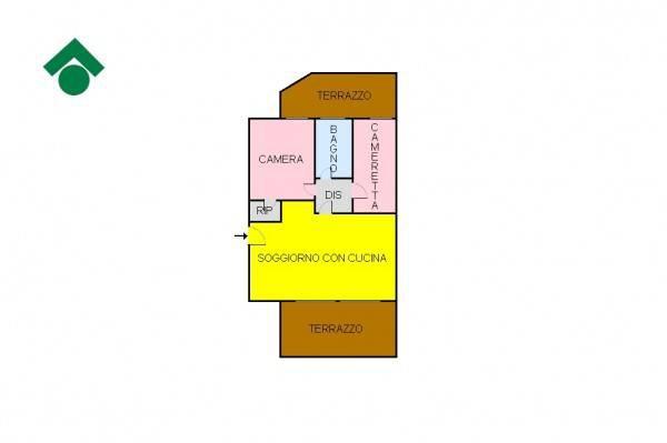Attico / Mansarda in vendita Rif. 8685988