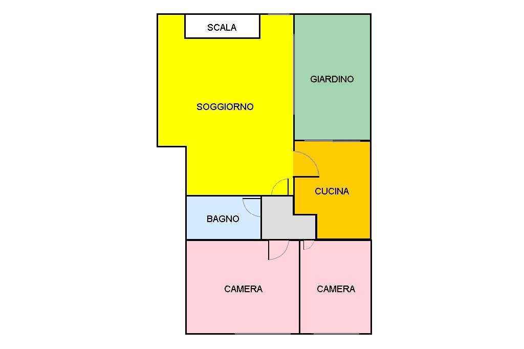 Villa in Vendita a Milano 30 Niguarda / Bovisasca / Testi / Bruzzano / Affori / Comasina: 5 locali, 235 mq