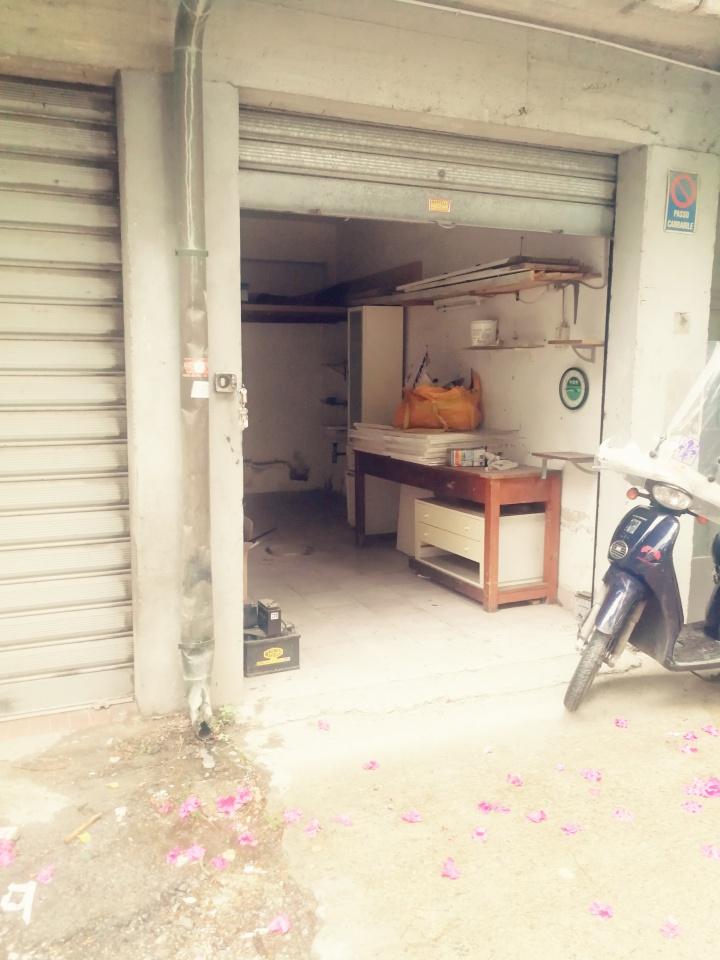 Box e posti auto da ristrutturare in vendita Rif. 10305381