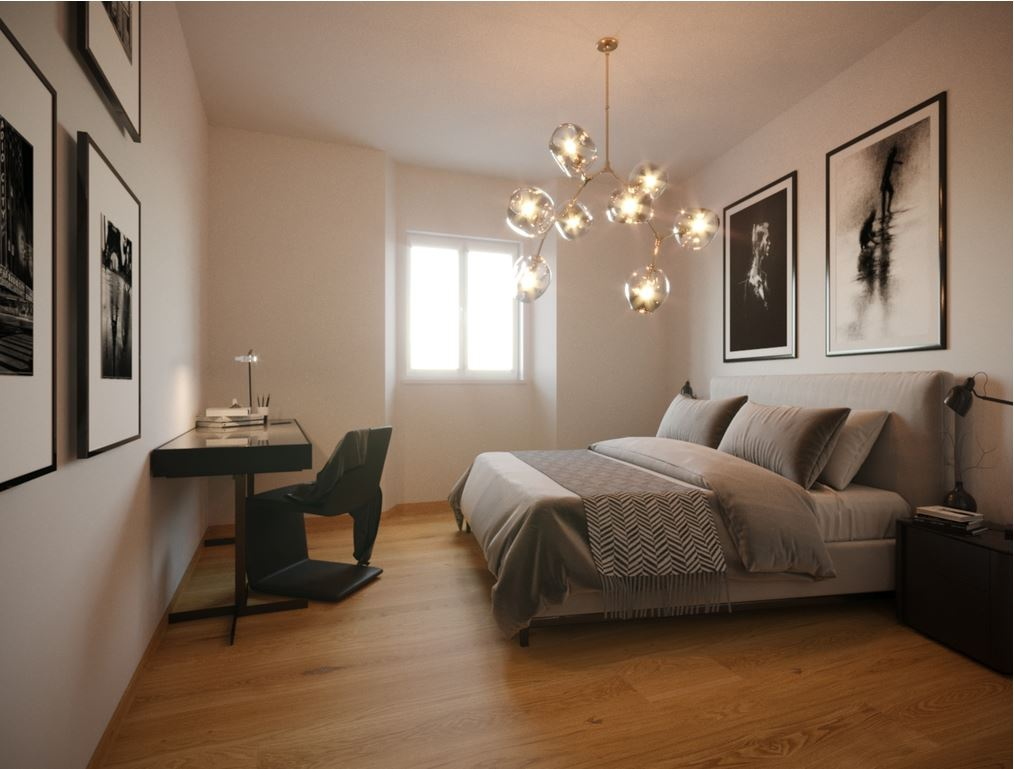 Appartamento ristrutturato in vendita Rif. 10872444