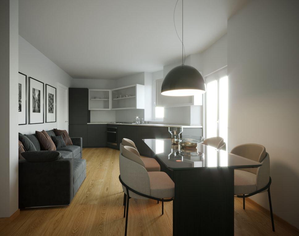 Appartamento ristrutturato in vendita Rif. 10872446