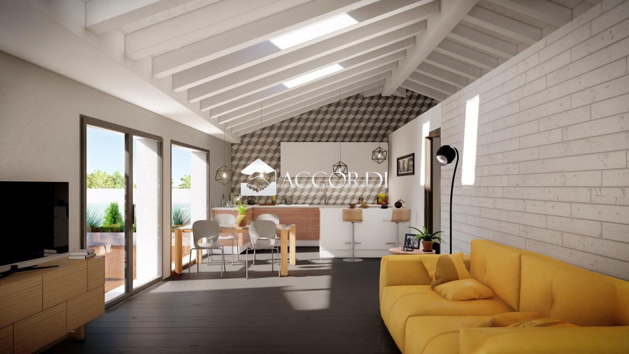 Appartamento in vendita a Martellago, 4 locali, prezzo € 320.000 | PortaleAgenzieImmobiliari.it