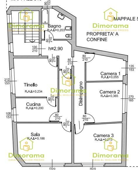 Appartamento in vendita a Pogno, 4 locali, prezzo € 33.816 | PortaleAgenzieImmobiliari.it