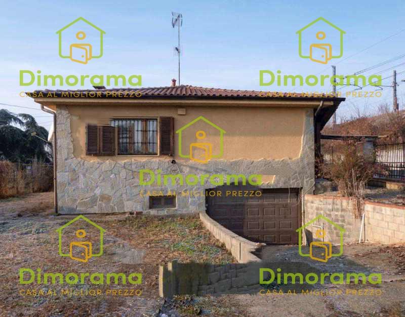 Villa singola SALUGGIA AT02202M