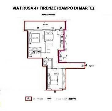 Appartamento in ottime condizioni in vendita Rif. 10747867