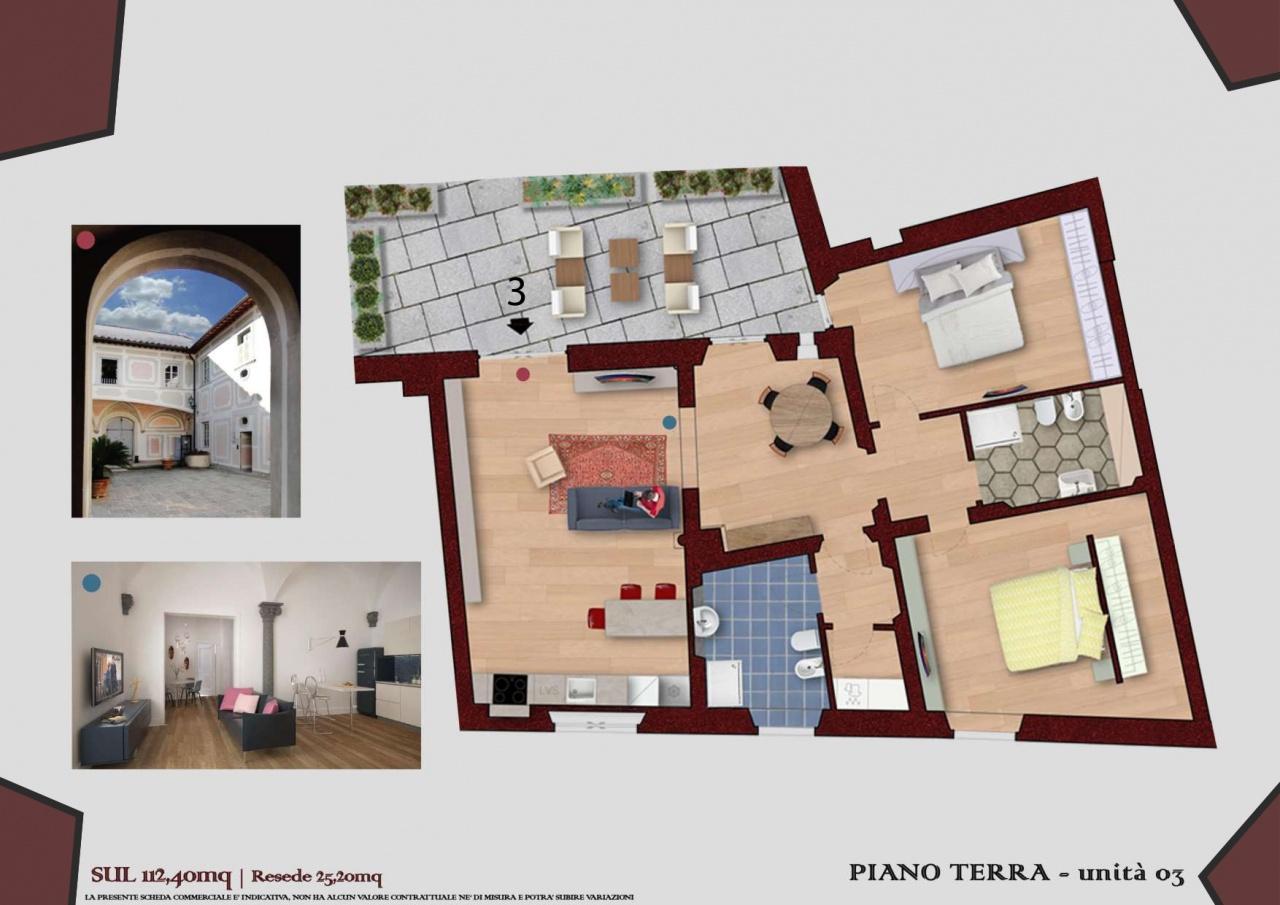 Appartamento ristrutturato in vendita Rif. 10872453