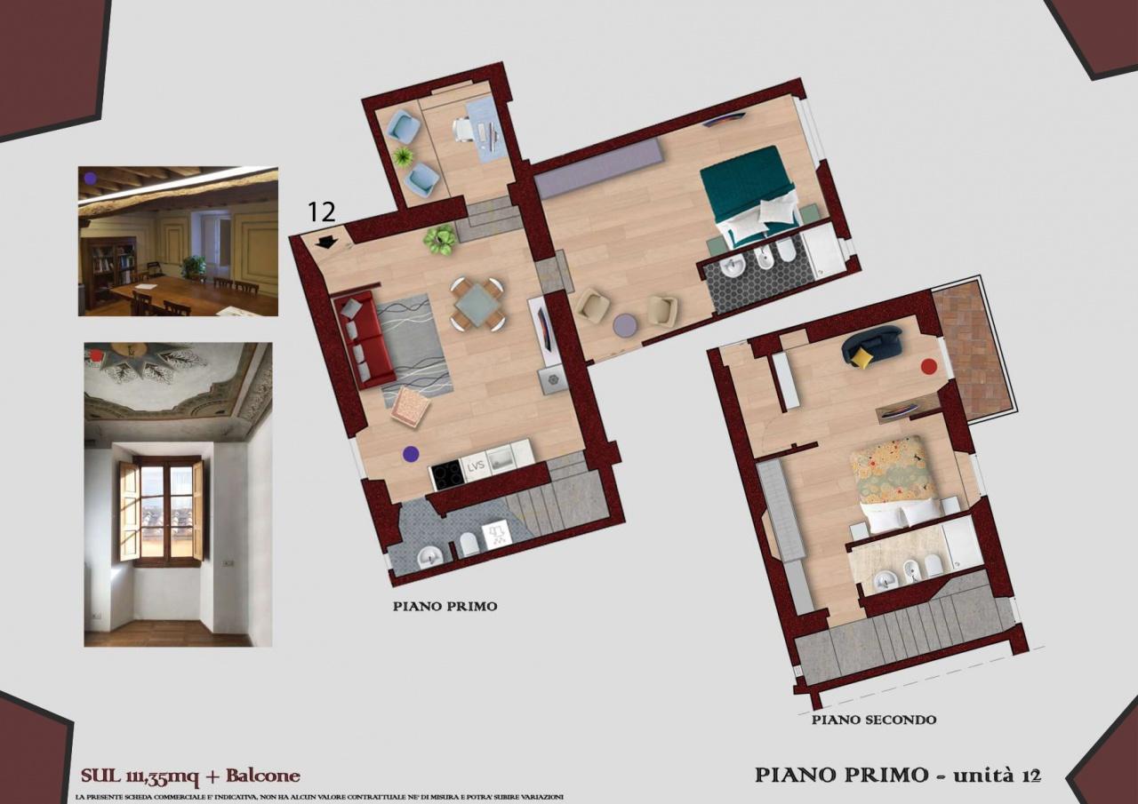 Appartamento ristrutturato in vendita Rif. 10877449